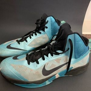 Nike N7 Hyper Fuse basketball shoes men's 16